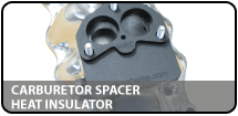 Carburetor Spacer Heat Insulator