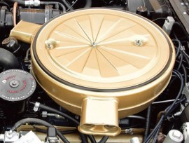 1958 CADILLAC TRI-POWER AIR CLEANER