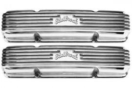Small Block Chevrolet - Edelbrock Valve Covers #4145