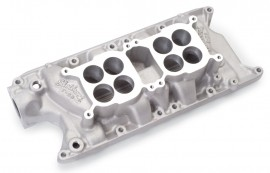 New Edelbrock #5435 - 2x4 Small Block Ford Intake Manifold
