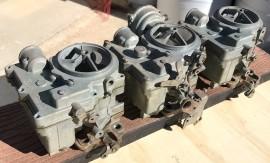 "Chevrolet 348"" TriPower Carburetors 1959 1960 1961 (Set #1)"