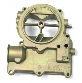 Rochester Carburetor - Air Horn - Side Fuel Inlet - Small Base 2-Jet