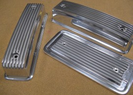 Matching Valve Covers & Valley Cover - 3 Pc. Sets