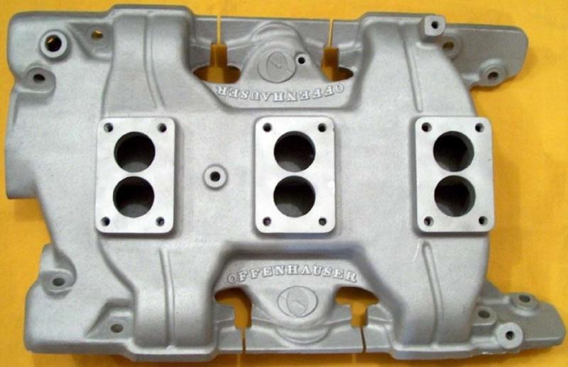 Hot Rod Carburetors - Custom Tri-Power Carburetors