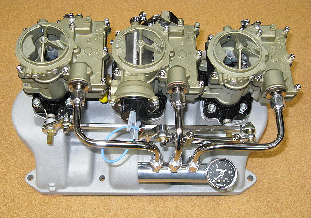 Buick Tri-Power Carburetors - Hot Rod Carburetors: Rochester