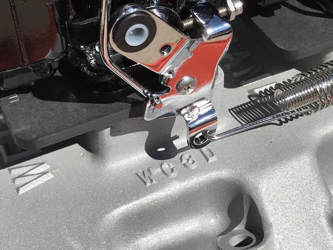 Chrysler - Mopar Tri-Power Carburetors - Hot Rod Carburetors