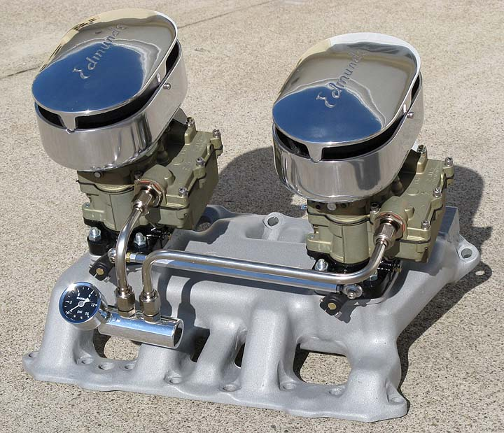Mopar Tri-Power Carburetors
