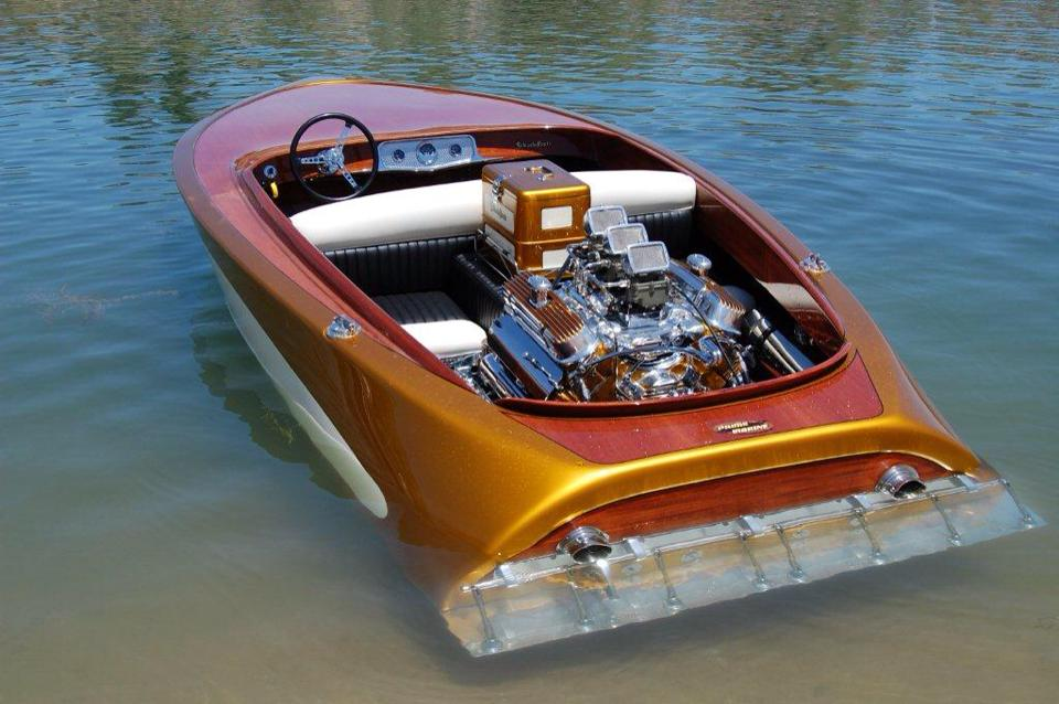 Hot Rod Boat