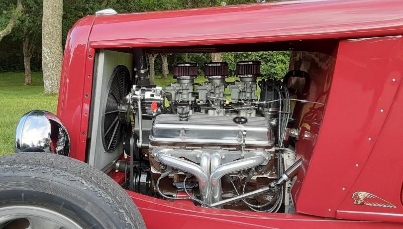 Bill-Diers-Engine-Shot
