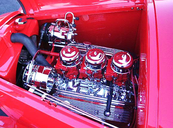 Matching Engine Compartment