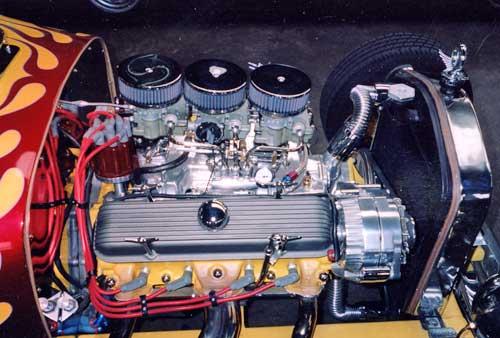 John's '64 GTO HotRod