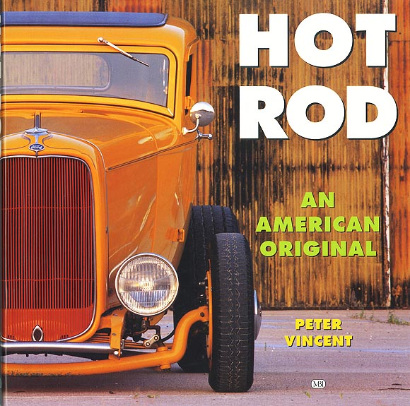 "Chris's cover shot ""Hot Rod - An American Original"""