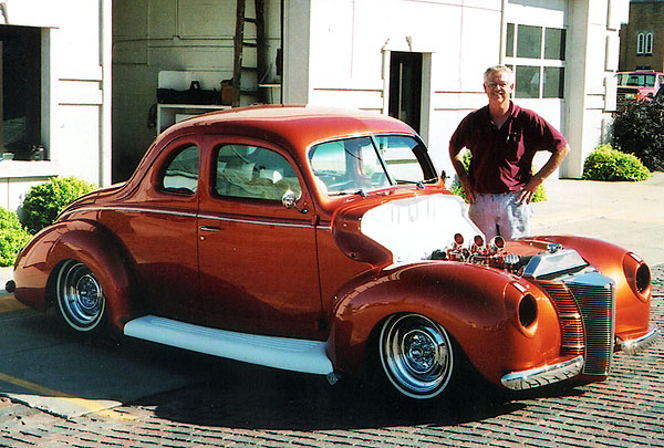 Gene Alexander Full Custom '40 Coupe