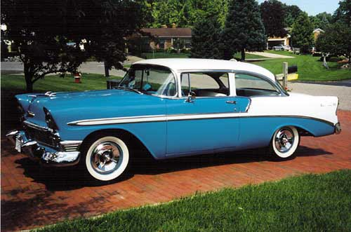 A.W. Howett '56 Chevy