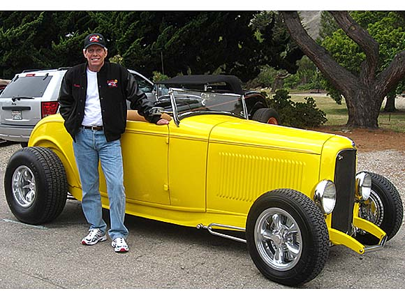 Jim St.Martin '32 Hi-Boy SB Ford