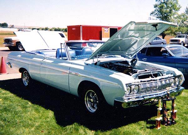 Joe DeSalvo '64 Plymouth Sport Fury