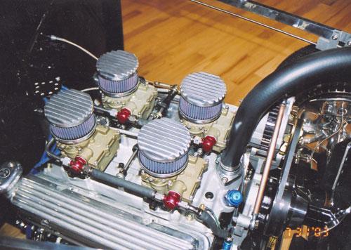 Melton's 4 x 2 Offy System