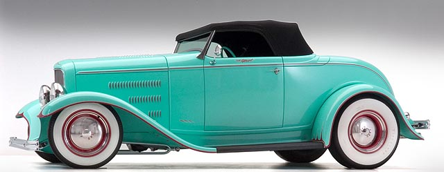 "Don Benson's ""The Mint"" '32 Roadster"