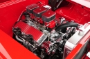"All Dressed Up<br/>Painted & Polished<br/>Chevrolet 409""<br/>Hot Rod Carbs Tri-Power"