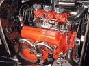 """Custom"" Hot Rod Tri-Power<br>327"" small block chevy"