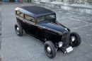 Terry Grant<br/>Al Clark<br/>NW Deuces built<br/>1932 Ford Tudor