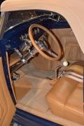 """Sid Chavers """"Honey Saddle"""" Italian Leather, with TK500 Manual Transmission"""