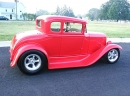Dick Applegate Smoooth '31 A Coupe
