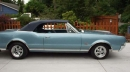 Les Putnam 'Crystal Blue' Classic '67 Olds 442