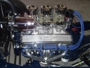 "Custom Hot Rod Tri-Power<br/>383"" Small Block Chevy<br/>435 HP / 450 Ft Trq."