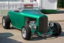 "Jerry Holub<br>""Big Money Green""<br>Custom '32 Roadster"