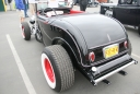 that iconic roundness of a '32 Ford