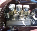 "Custom Hot Rod Tri-Power<br/>1963 Corvette 327""<br/>Small Block Chevy"