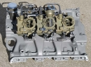 N.O.S. Edelbrock FE FORD 3-Deuce Intake Manifold We have a few left in our inventory. Made 1960
