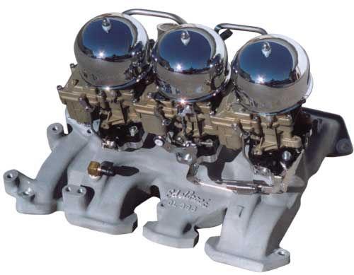 Oldsmobile Tri-Power Carburetors - Hot Rod Carburetors