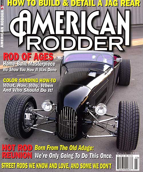 American Rodder Mar, 2005