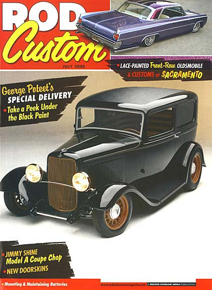 Rod & Custom July '08 – Subscribers Issue