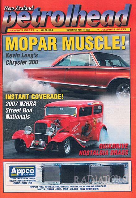 New Zealand PetrolHead Magazine VOL 10, No. 4