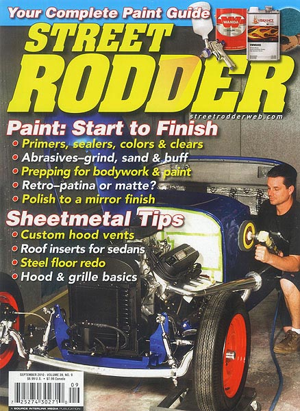 Street Rodder September 2010