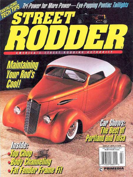 Street Rodder July 1998