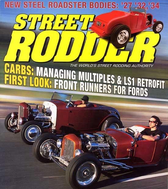 Street Rodder August 2005