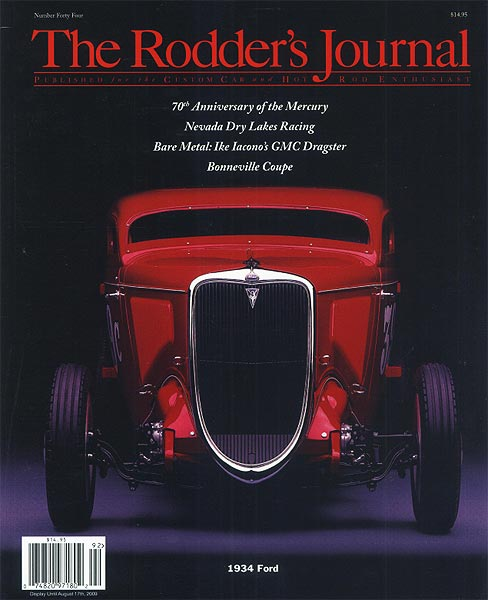 The Rodders Journal Issue Forty-Four