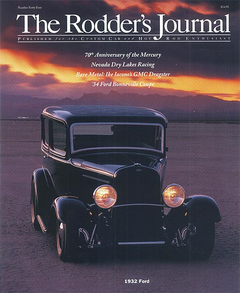 The Rodders Journal<br>Issue Forty-Four