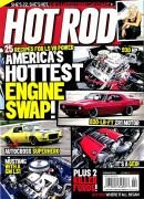 Hot Rod Magazine<br/>February 2011