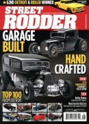 Street Rodder Magazine<br>August 2014