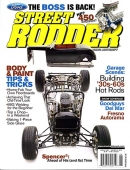 Street Rodder Magazine<br>August 2007