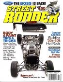 Street Rodder Magazine<br>August 2007