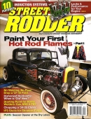 Street Rodder Magazine<br>September 2007
