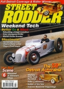 Street Rodder Magazine<br>July 2010