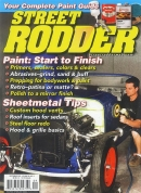 Street Rodder Magazine<br>September 2010