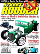 Street Rodder Magazine<br>December 2010